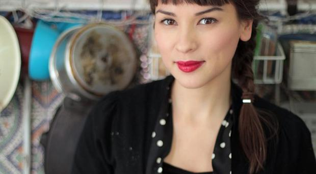 The Little Paris Kitchen features Rachel Khoo in her French apartment