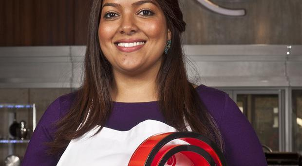 Shelina Permalloo has been crowned MasterChef 2012
