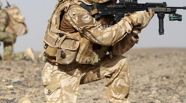 A man who died after crashing a car at Camp Bastion was an interpreter working with British forces