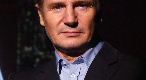Liam Neeson was born in Ballymena