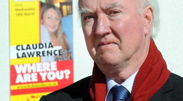 Peter Lawrence's daughter Claudia vanished in 2009