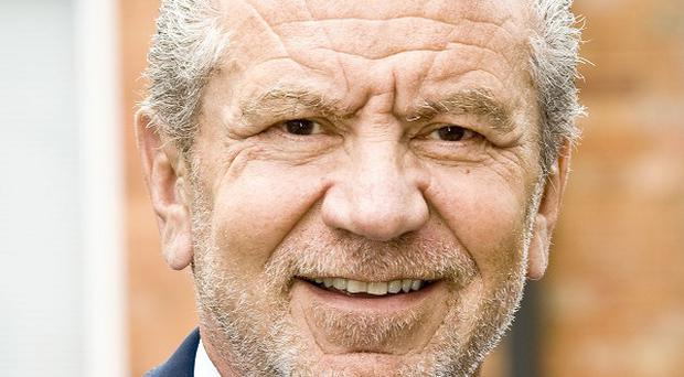 Lord Sugar claims introducing youngsters to hard graft early on will teach them the real value of money