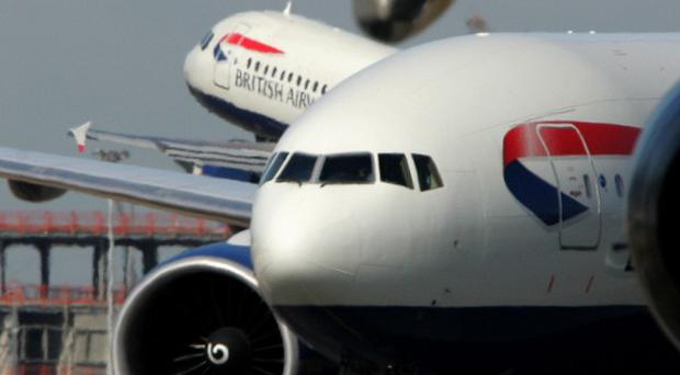 Airlines including BA have warned that the Olympic Games could lead to 'severe delay and disruption' at London's airports