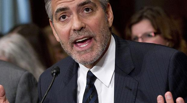 George Clooney has been arrested at a protest outside the Sudanese Embassy in Washington