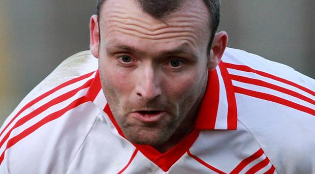 Star appeal: Paddy Bradley shone for Derry yet again