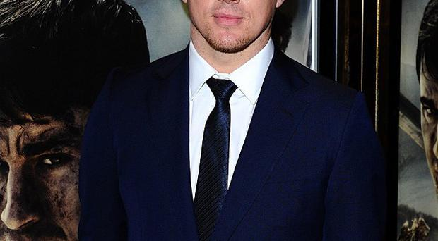 Channing Tatum wants to produce his movies from now on