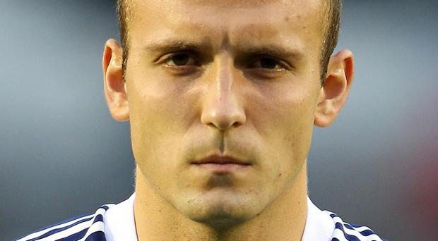 Kilmarnock midfielder Liam Kelly's father died after collapsing at the end of the cup final