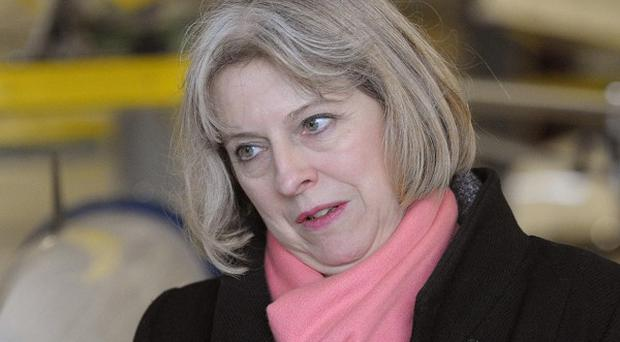 Home Secretary Theresa May said there is a probe into the leaking of papers surrounding the Hillsborough tragedy