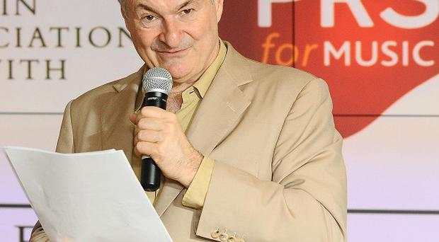 Paul Gambaccini has branded The Voice a 'karaoke competition'