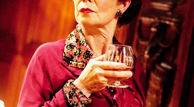 Star cast: Celia Imrie plays Grace Rushton