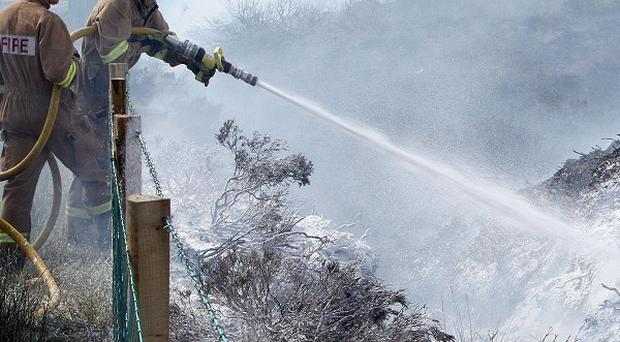 Hundreds of fires across Victoria state killed 173 people and destroyed more than 2,000 homes in February 2009