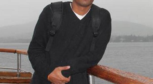Anuj Bidve was shot dead on Boxing Day last year