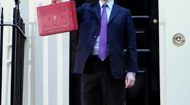 Chancellor George Osborne's Budget is expected to benefit the wealthy most, according to a poll