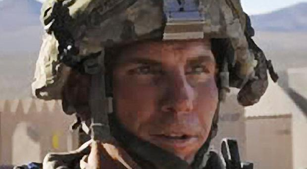 US serviceman Robert Bales is accused of killing 16 civilians in an attack on Afghan villagers (AP/DVIDS)