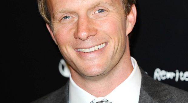 Rupert Penry-Jones says he prefers not to take his clothes off on camera
