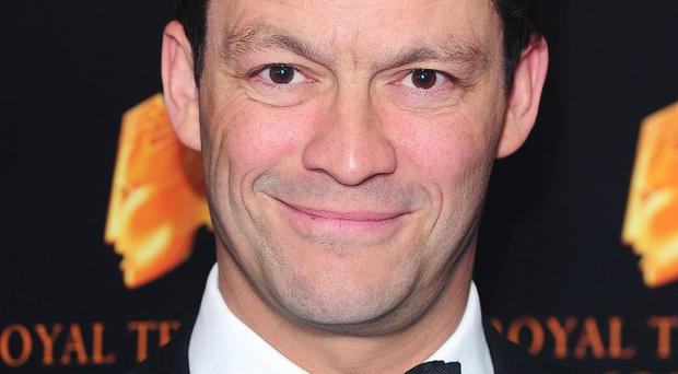 Dominic West picked up a gong for his portrayal of Fred West