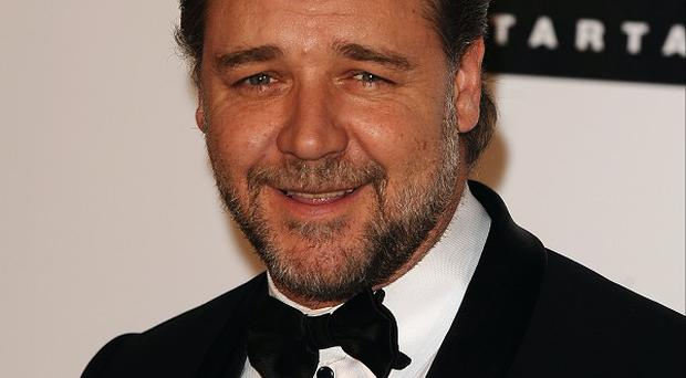 Russell Crowe looks set to play Noah on the big screen