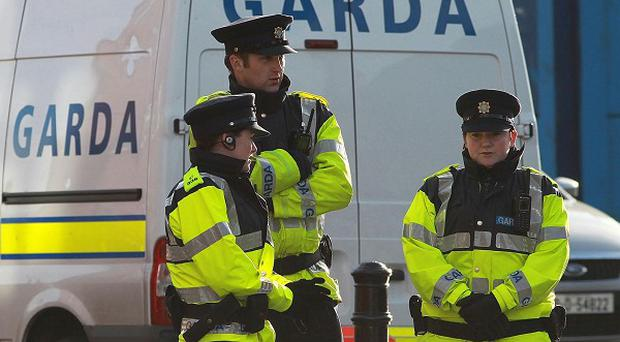 Garda have started an investigation after the remains of a man thought to have died at Christmas were found in Wexford
