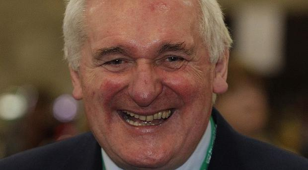 Former taoiseach Bertie Ahern is braced for the findings of a massive corruption inquiry