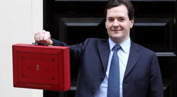 Chancellor George Osborne is mulling over plans to devolve tax-setting powers to Northern Ireland with an announcement due to be made in the summer