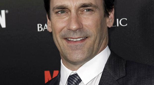 Jon Hamm says good looks are 'meaningless' in the grand scheme of things