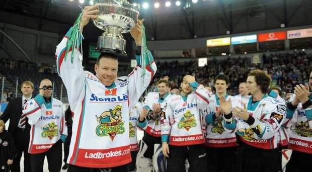 The success story of the Belfast Giants is all about effective teamwork - on and off the ice