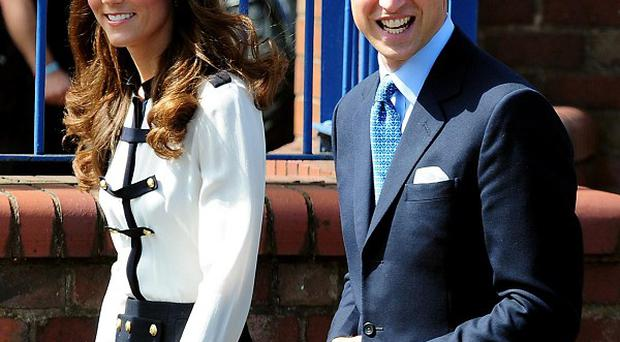 Kate and William will accompany the Queen and Duke of Edinburgh on a glittering carriage procession this June