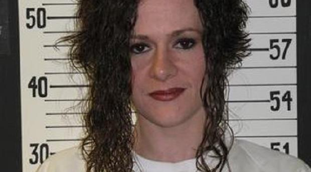 Christa Gail Pike is the only woman on death row in the US state of Tennessee
