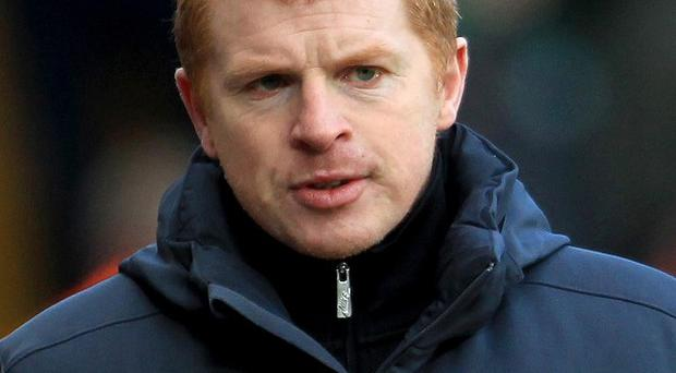 Two men are on trial accused of conspiring to murder Celtic manager Neil Lennon