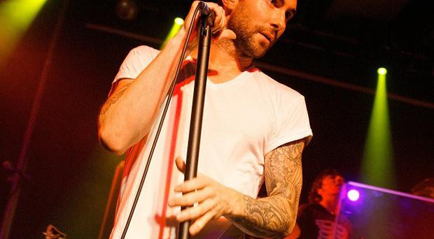 Adam Levine of Maroon 5 is to take on a role in American Horror Story