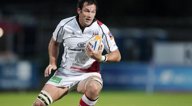 Pedrie Wannenburg is on his way out of Ulster at the end of the season