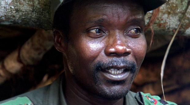 Troops are stepping up the hunt for Joseph Kony, leader of Uganda's Lord's Resistance Army (AP)