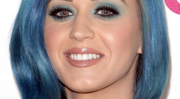 Katy Perry is looking likely to top the singles chart this weekend