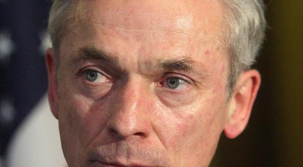 Jobs Minister Richard Bruton hailed a move which secured 250 jobs in Co Leitrim