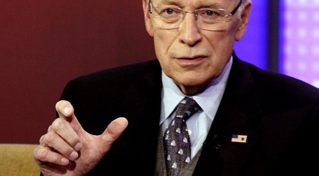 Former US vice president Dick Cheney has had heart transplant surgery (AP)