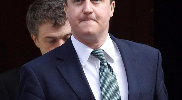 David Cameron said claims Conservative donors would get access to him were 'unacceptable'