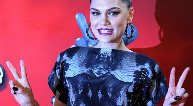 Jessie J is one of four mentors who are picking acts to work with on The Voice