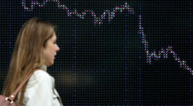 Japan's Nikkei Index was one of the few Asian markets to show growth as the week began