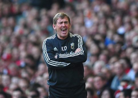Kenny Dalglish's Liverpool have taken eight points from their last 11 games