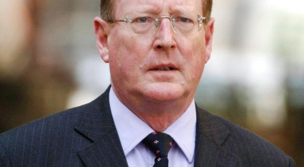 Lord Trimble has called on the UK Government to remove the Stormont Assembly's powers over welfare benefits