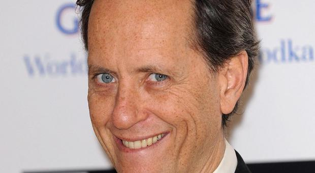 Richard E Grant doesn't think posh actors get more work