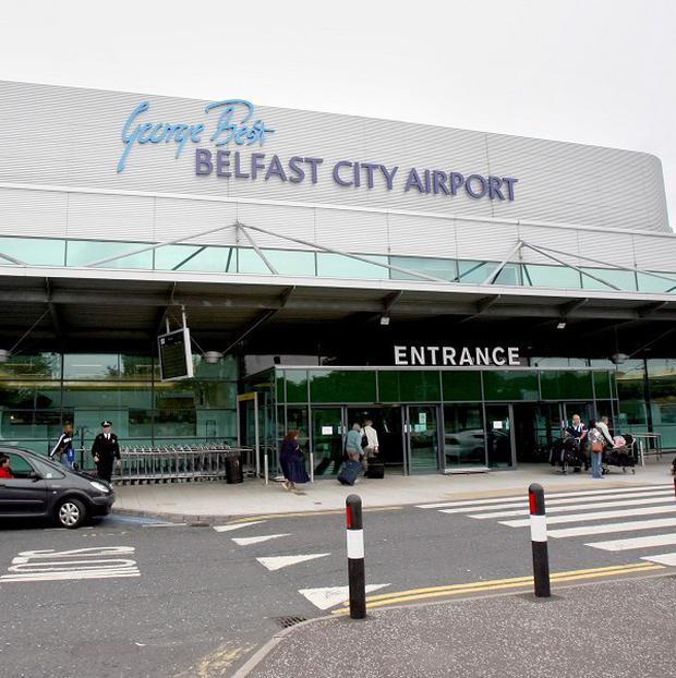 George Best Belfast City Airport said resubmitting the runway application in the future 'remains an option'