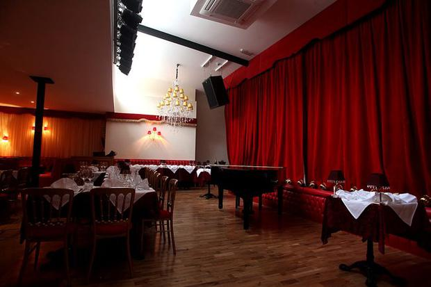 21.03.12. PICTURE BY DAVID FITZGERALDCabaret Supper Club on Upper Arthur Street, Belfast City Centre