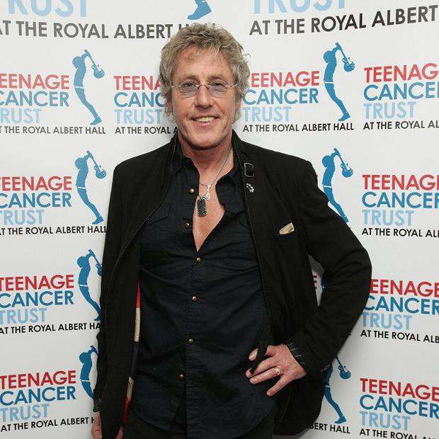 Roger Daltrey revealed that he loves performing with Pete Townshend