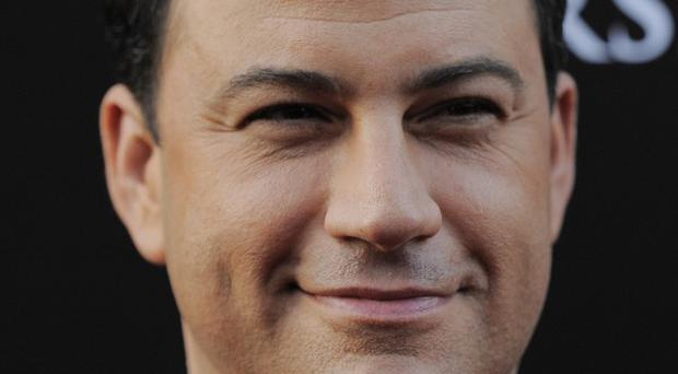 Jimmy Kimmel is hosting the Emmys for the first time