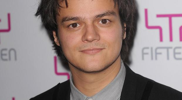 Jamie Cullum was the first guest on the show to play their chosen tracks themselves rather than a recording