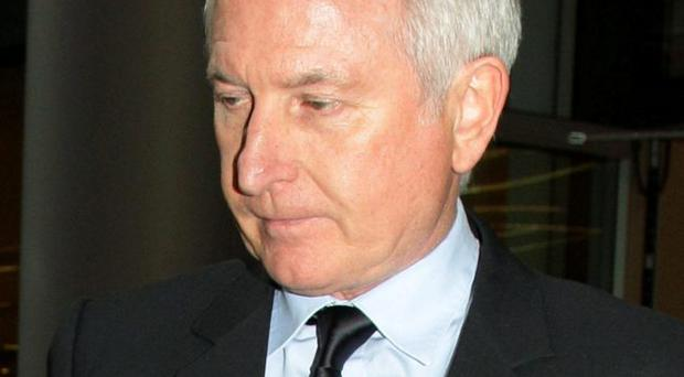Paddy McKillen is battling with the Barclay brother over the ownership of prominent London hotels
