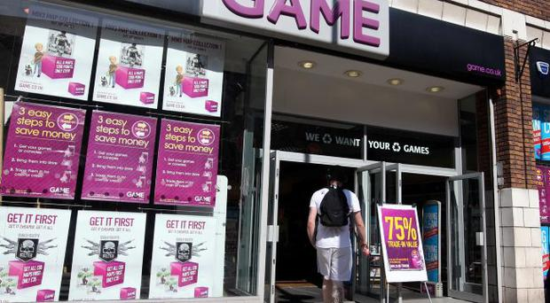 Administrators for Game have had to close 277 stores