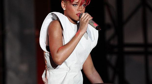 Rudebox singer Rihanna will join rapper Jay-Z on the bill for Radio 1's Hackney Weekend 2012