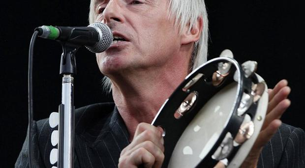 Paul Weller's album has topped the charts